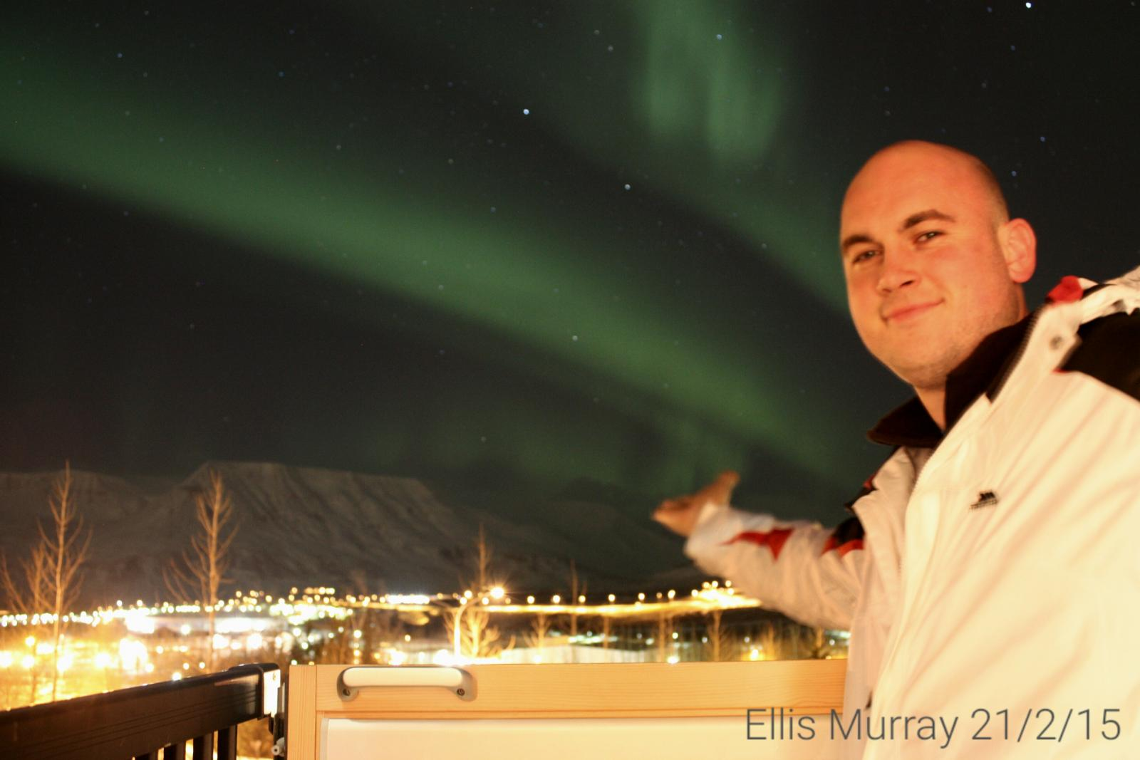 Northern Lights | Aurora Borealis Iceland Hotel | Hotel Laxnes