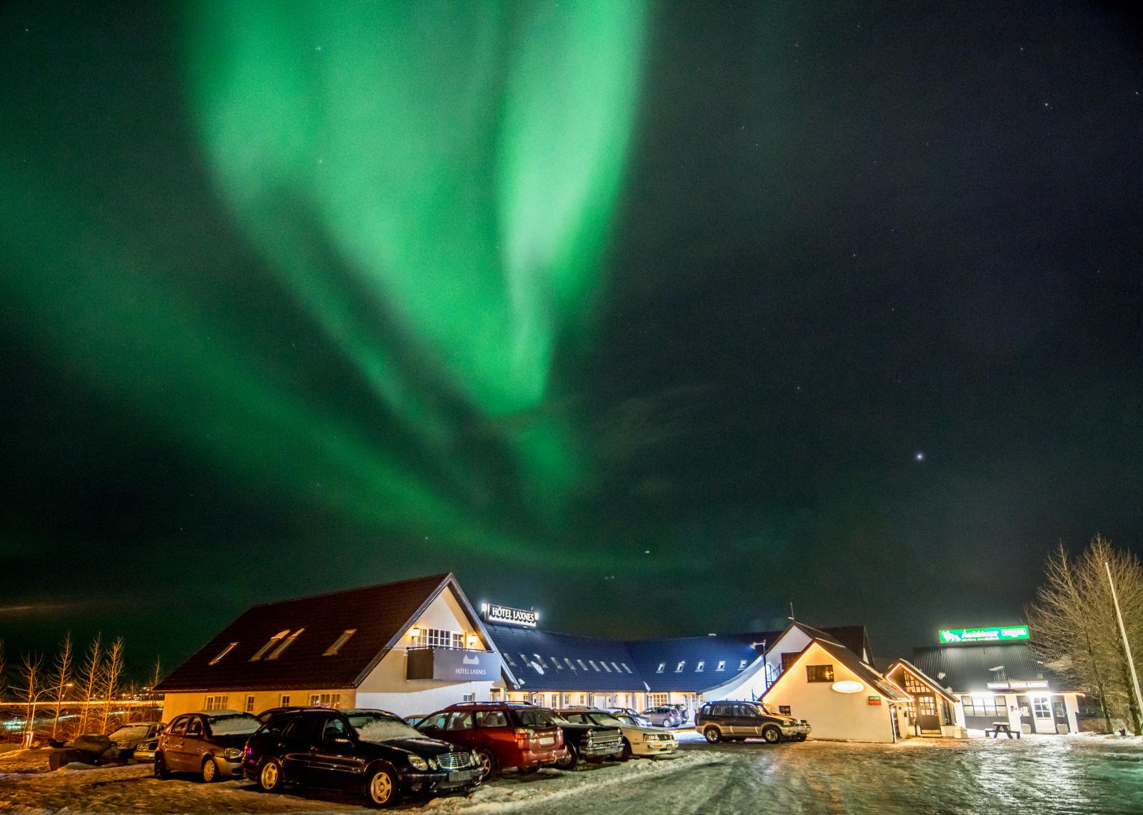Golden Circle | Best Hotel in Iceland for Northern Lights