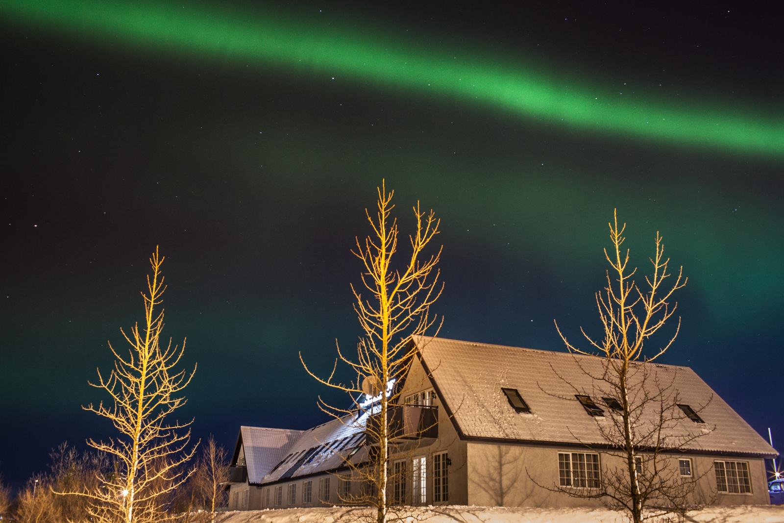 Northern Lights Hotel | Best Place to Stay in Iceland